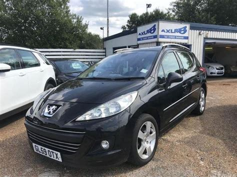 Peugeot 207 Sw 2009 In Tunbridge Wells Fridayad