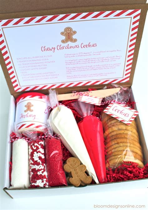 christmas cookies to give as gifts top 40 cute christmas food gifts christmas celebration
