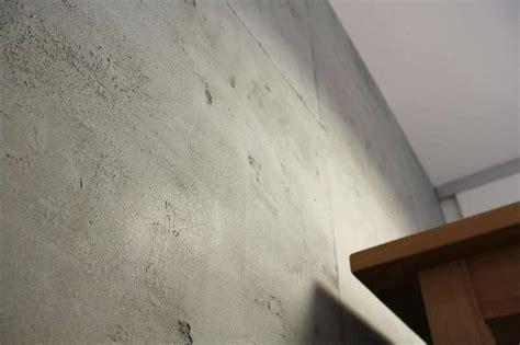 Putz Selber Machen by Wand Betonoptik Wandgestaltung In Schaner Wohnen Bild 5