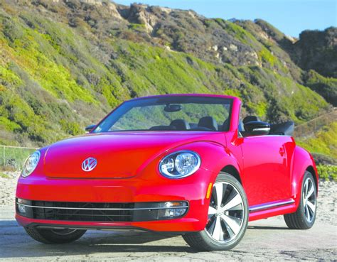 Top-down Motoring, Volkswagen Style, A Blast With The