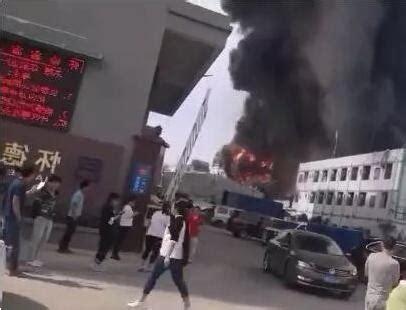 东莞虎门一包装工厂发生火灾导致一名员工受伤 中国纸网 资讯中心