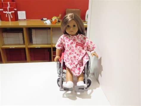 emmas day   american girl doll store   nyc