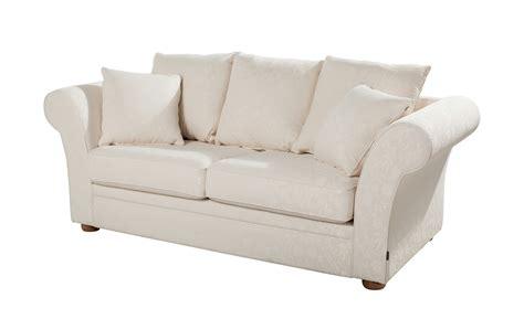 Soho Landhaus-sofa Weiß