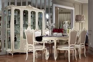 Meuble salle a manger romantique for Meuble de salle a manger avec ensemble salle a manger but