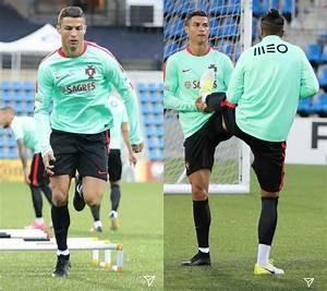 Ronaldo Trains in Blackout Next-Gen Nike Mercurial ...