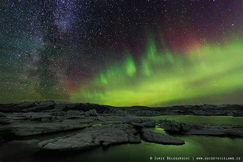 Northern Lights In Iceland  When & Where To See The Aurora