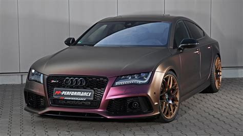 Audi Rs7 by 2016 Audi Rs7 By Pp Performance Top Speed