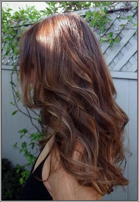 Lowlights For Light Brown Hair by 17 Best Ideas About Lowlights For Brown Hair On