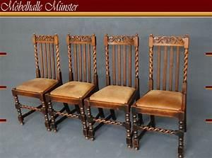 Antike Stühle Um 1900 : st hle 4er satz englisch um 1900 ebay ~ Markanthonyermac.com Haus und Dekorationen