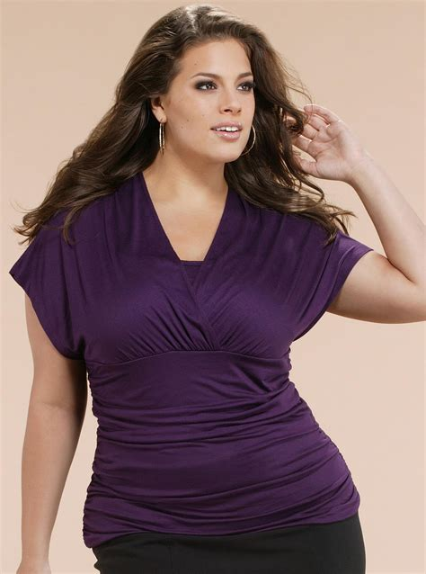 Plus Size Women Latest Fashion ~ Hbo Fashion