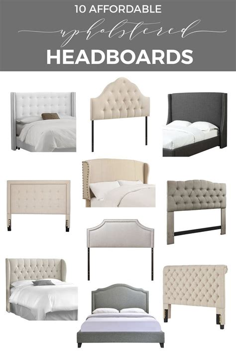 Stylish Headboards by Where To Find 10 Affordable Stylish Upholstered Headboards