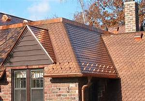 If you are thinking about installing a copper roof, then ...