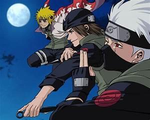 Shiranui Genma - NARUTO - Zerochan Anime Image Board  Naruto