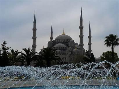 Istanbul Sights Thewholeworldisaplayground Places