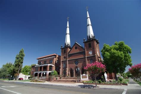 california st john catholic cathedral  fresno ca
