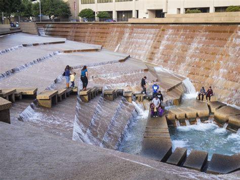 water gardens fort worth fort worth water gardens steve