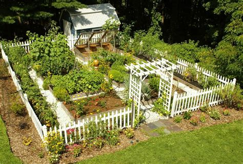 Home Garden by 20 Impressive Vegetable Garden Designs And Plans
