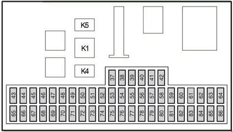 ford focus   fuse box diagram auto genius