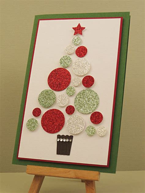 hand made christmas out of paper best 25 handmade cards ideas on