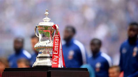 FA Cup 4th & 5th round draw: Liverpool face Manchester ...