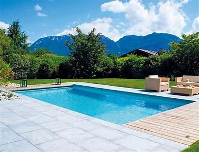 Pool Swimmingpool Pools Desjoyaux Rechteckig Swimming Direkt