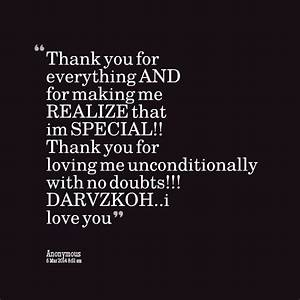 THANK YOU FOR LOVING ME QUOTES IMAGES image quotes at ...