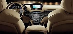 Car Design News  Acura Mdx Interior