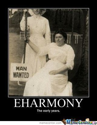 Eharmony Meme - 301 moved permanently