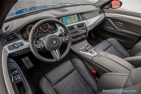 Facelifted F10 Bmw M5 Now In India, From Rs 135 Crore