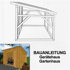 Geräteschuppen Selber Bauen Pdf : gartenhaus bauplan pdf my blog ~ Michelbontemps.com Haus und Dekorationen