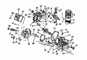 Generac 2200 Psi High Pressure Washer Engine Parts