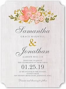 rustic wedding invitations shutterfly With wedding invitation by shutterfly