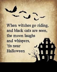 Lustige Halloween Sprüche : huckleberry love five fabulous halloween printables free diy painted wood spooky ~ Frokenaadalensverden.com Haus und Dekorationen