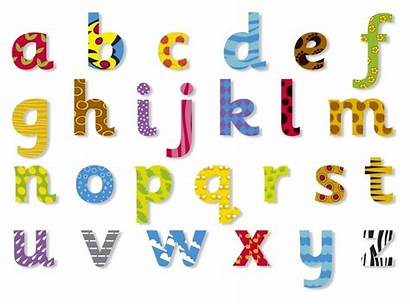 Alphabet Letters Magnetic Lowercase Lower Case Clipart