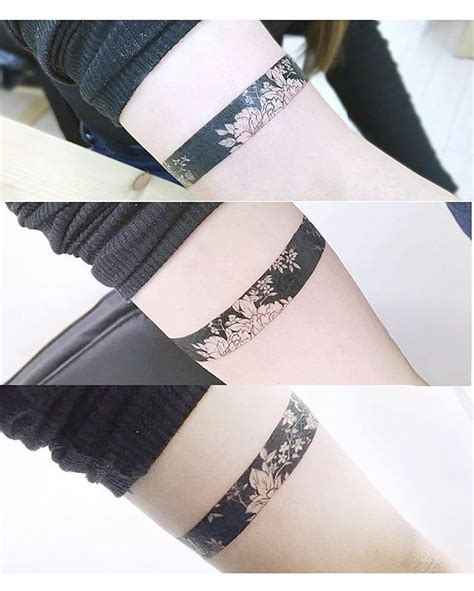ideas  black band tattoo  pinterest band