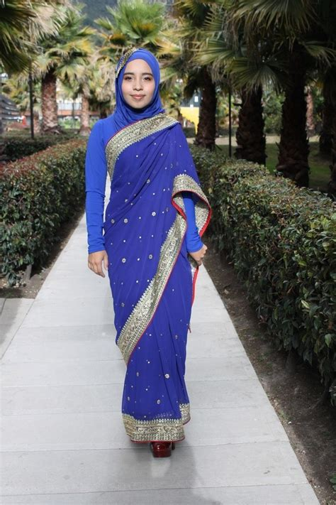 outfittrends   saree styles  muslims stylish