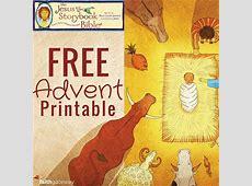 Jesus Storybook Bible Advent Calendar Printable FaithGateway