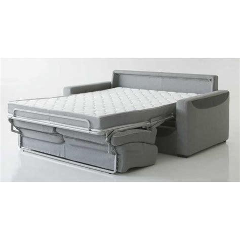 rapido canapé lit rapido vivaldi matelas 15cm 140x190 espace du sommeil