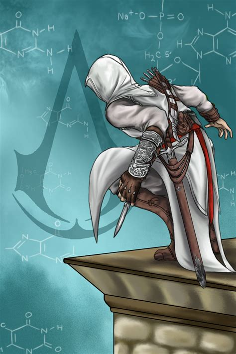 Assassins Creed Fan Art By Kyriadori On Deviantart