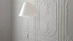 Adhesif Mural En Relief : des murs en 3d mademoiselle d co blog d co ~ Premium-room.com Idées de Décoration