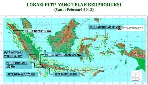 geothermal energy kekayaan energi panas bumi indonesia