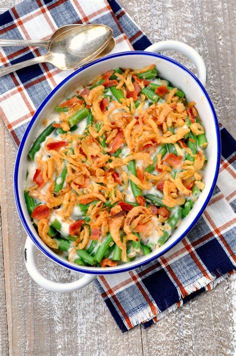 green casserole  suburban kitchen