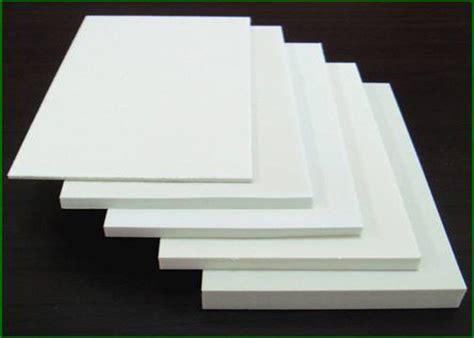 waterproof pvc foam board sheet wall mounted durable