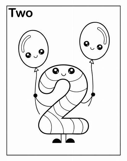 Worksheets Number Preschool Printable Numbers Coloring Worksheet