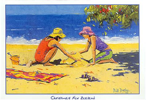 christmas cards in the southern hemisphere