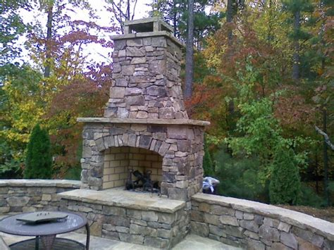 Fireplace Kits, Outdoor Fireplaces And Pits  Daco Stone
