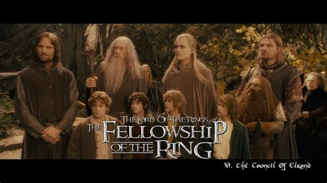 The Lord Of The Rings  The Fellowship Of The Ring (ost