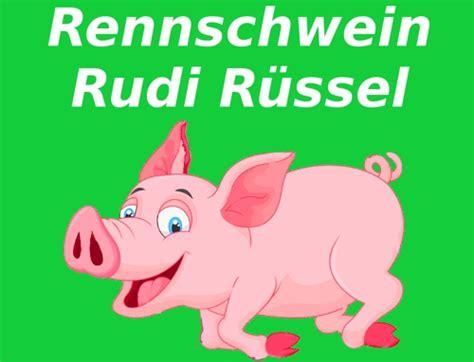 rennschwein rudi ruessel kindertheater theaterverein