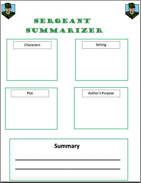 summarizing worksheets 7th grade 1000 images about