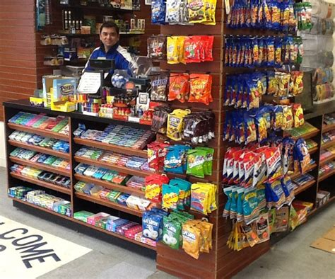 Convenience Store Fixtures and Shelving